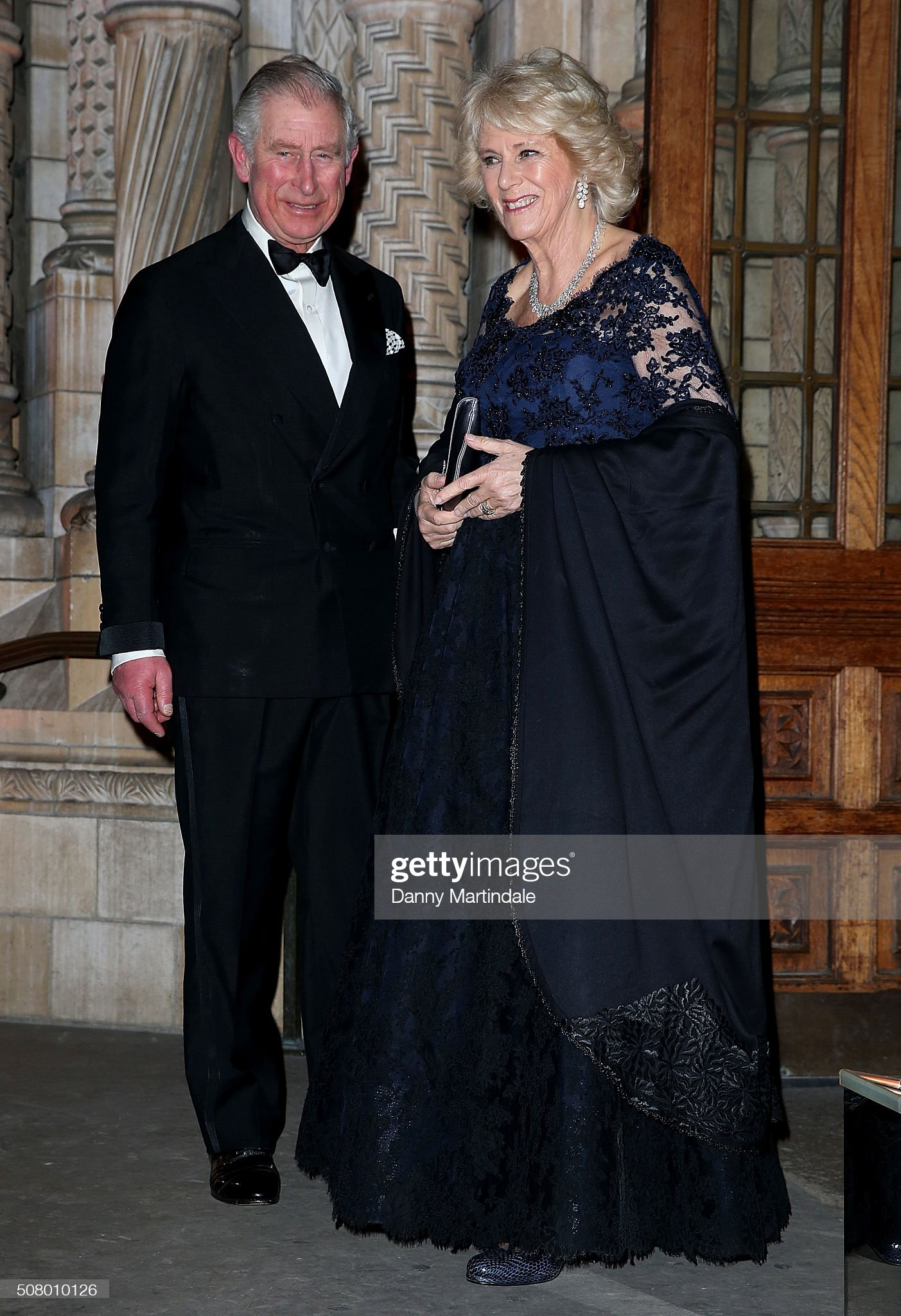The Prince Of Wales And Duchess Of Cornwall Attend A Reception And Dinner For Supporters Of The British Asian Trust : News Photo