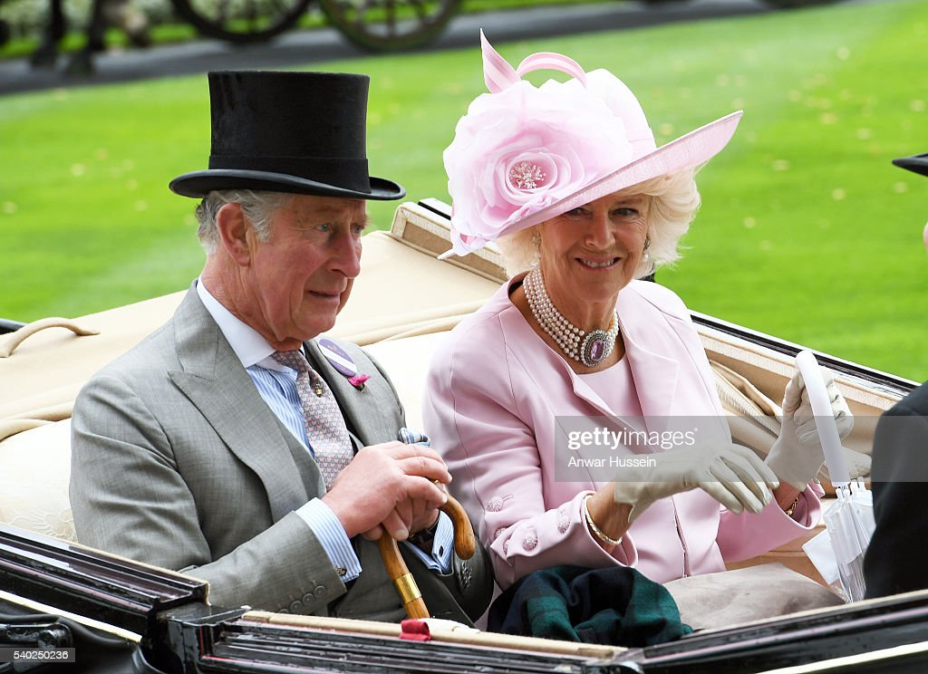 Royal Ascot - Day 1 : News Photo