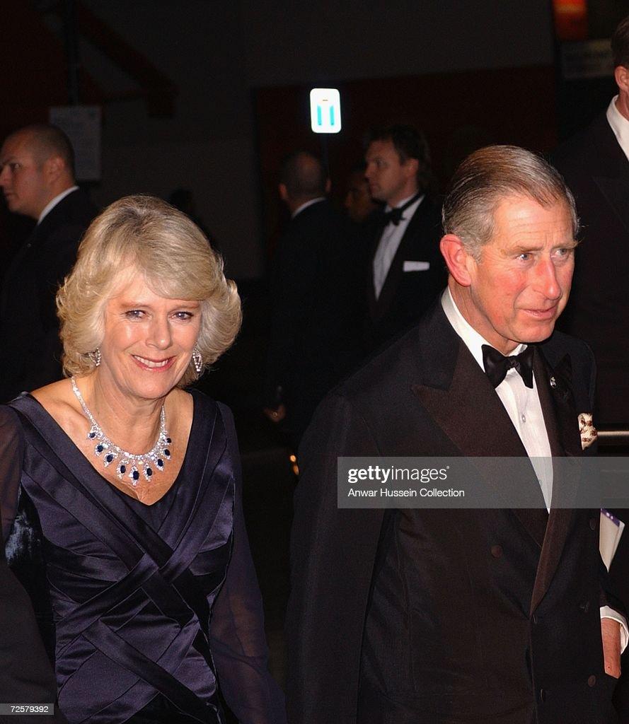 The Princes Trust - Gala Evening : News Photo
