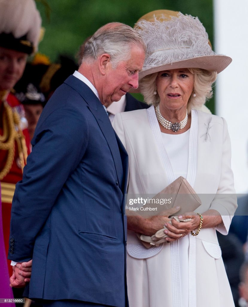 State Visit Of The King And Queen Of Spain - Day 1 : News Photo