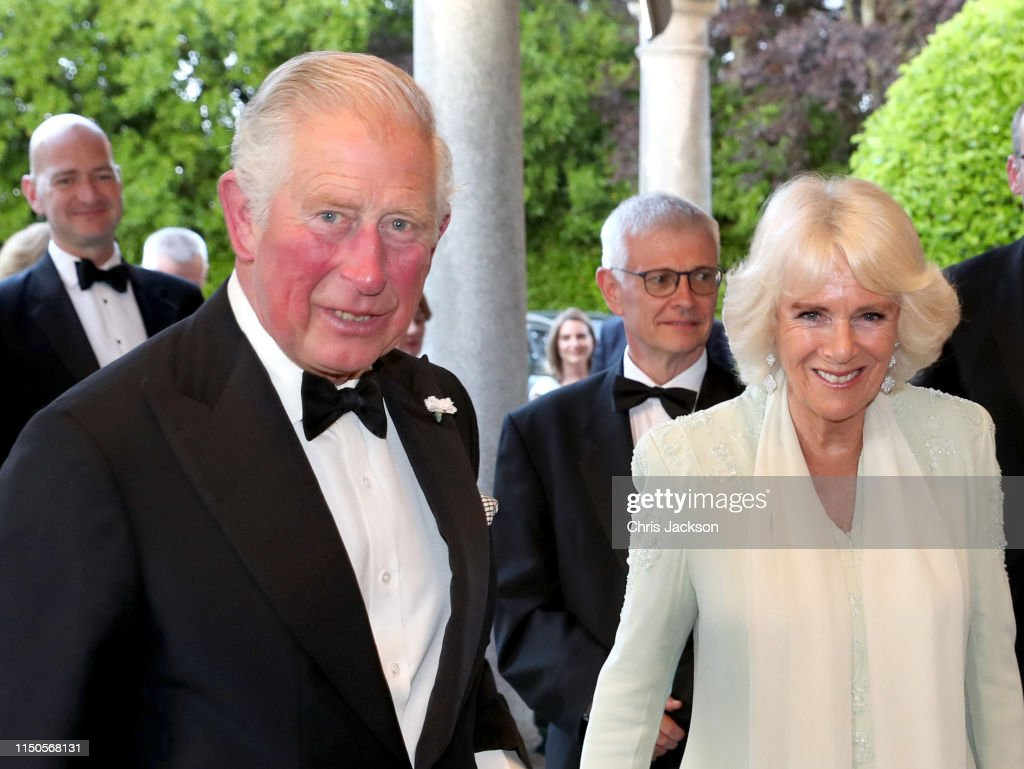 IRL: The Prince Of Wales And Duchess Of Cornwall Visit The Republic Of Ireland - Day 1