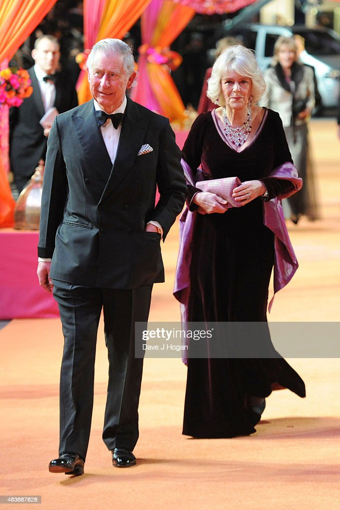 """The Royal Film Performance: """"The Second Best Exotic Marigold Hotel"""" - World Premiere - VIP Arrivals : News Photo"""