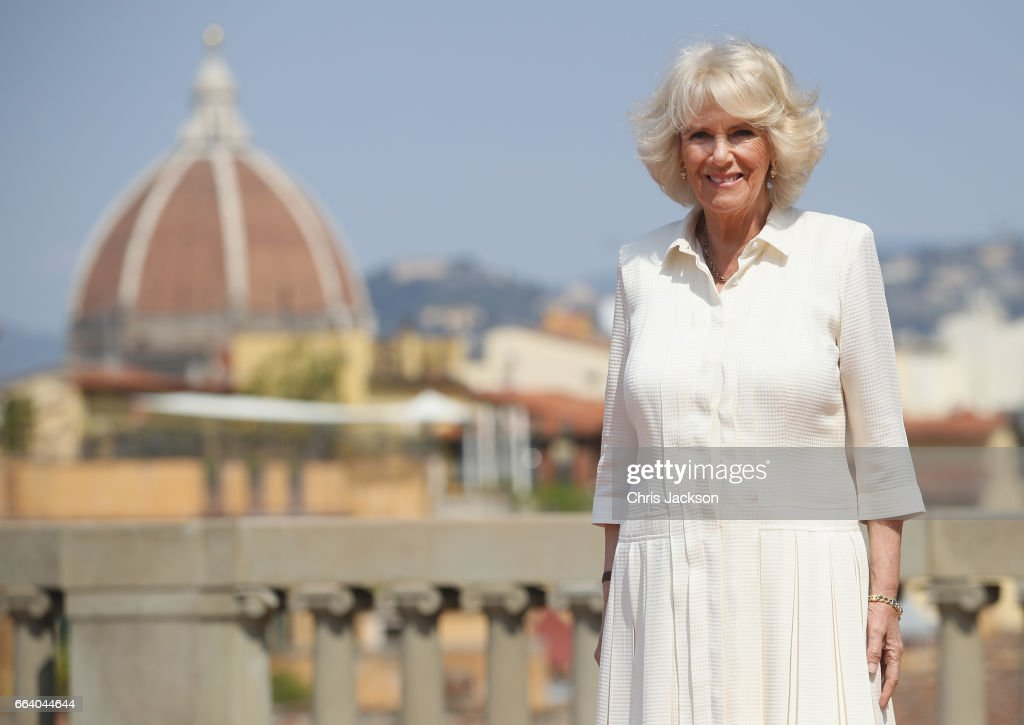 The Prince Of Wales And Duchess Of Cornwall Visit Italy - Day 4
