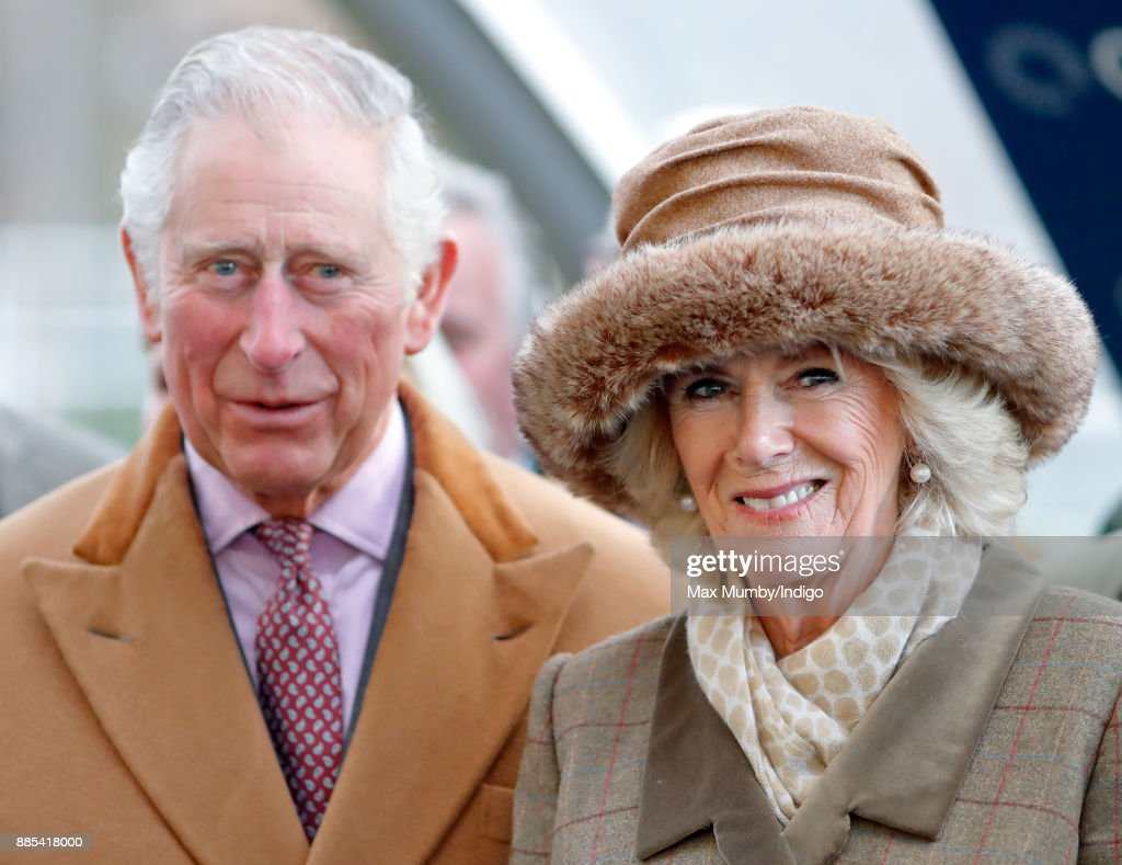 Prince Charles, Prince of Wales and Camilla, Duchess of Cornwall attend The Prince's Countryside Fund Raceday at Ascot Racecourse on November 24, 2017 in Ascot, England.