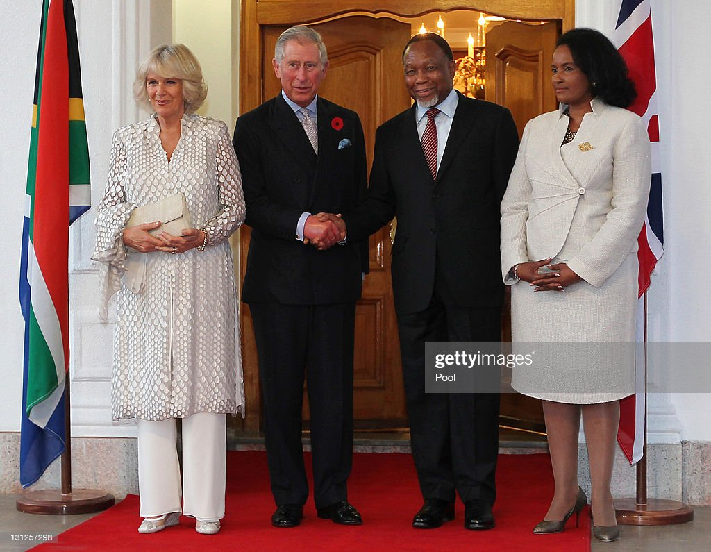 Camilla, Duchess of Cornwall and Prince Charles visit South Africa - Day 2 : News Photo