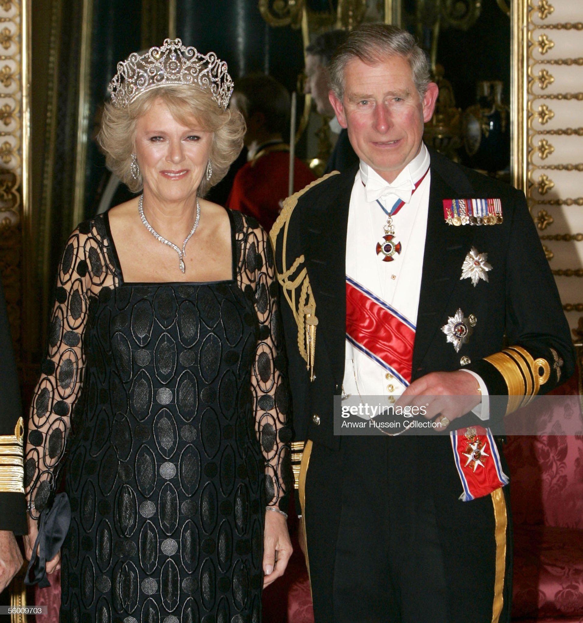 King & Queen Of Norway UK State Visit - Day 1 : News Photo