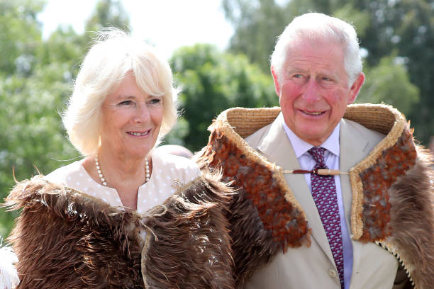 NZL: The Prince of Wales & Duchess Of Cornwall Visit New Zealand - Day 6