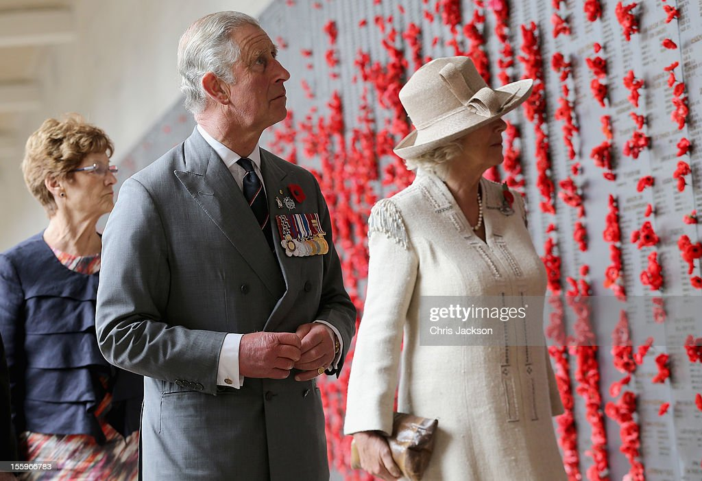 The Prince Of Wales And Duchess Of Cornwall Visit Australia - Day 6 : News Photo