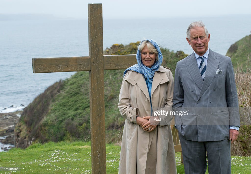Prince Charles, Prince of Wales and Camilla, Duchess of Cornwall visit Corrymeela Community Ballycastle on May 22, 2015 in Antrim, Northern Ireland. Prince Charles, Prince of Wales and Camilla, Duchess of Cornwall visited Mount Stewart House and Gardens and Northern Ireland's oldest peace and reconciliation centre Corrymeela on the final day of their visit of Ireland.