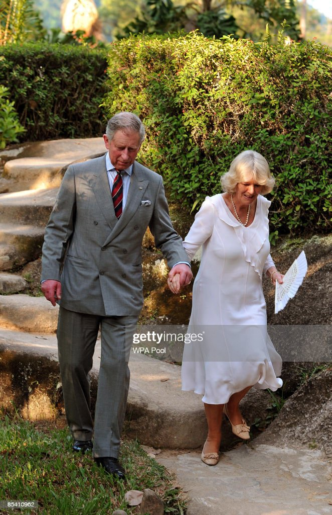 Prince Charles And Camilla, Duchess of Cornwall Brazil Tour - Day 1 : News Photo