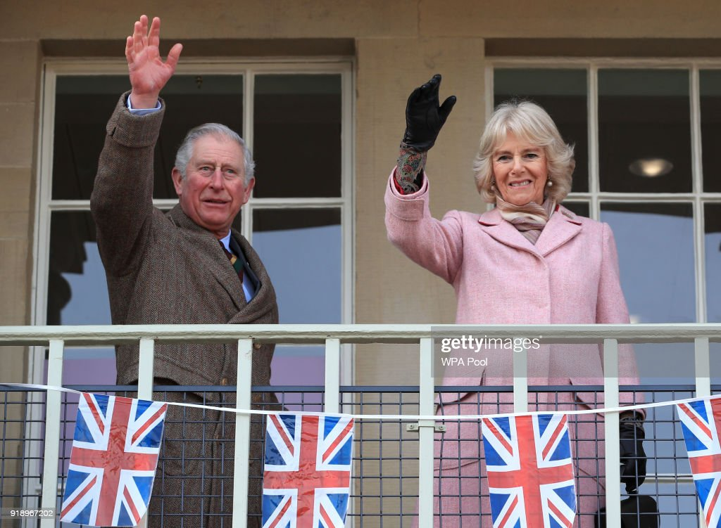 Royal visit to Yorkshire : News Photo