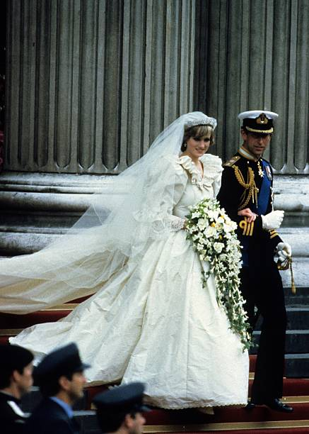 Prince Charles Marries Lady Diana Spencer Pictures | Getty Images