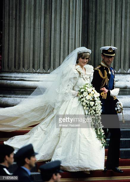Royal Wedding Of Charles And Diana Pictures and Photos | Getty Images