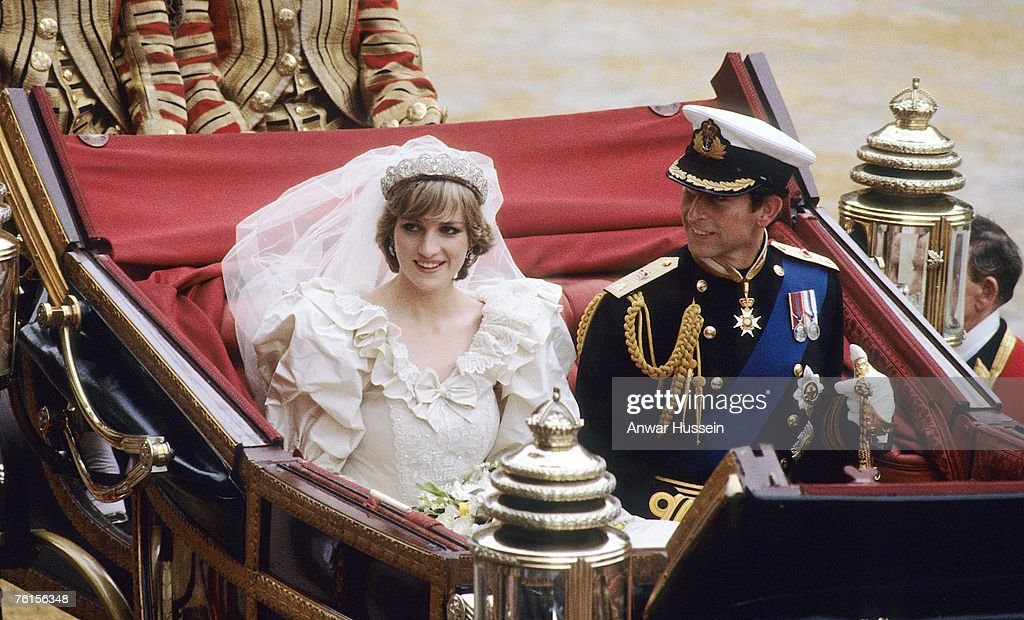 Princess Diana Retrospective : News Photo