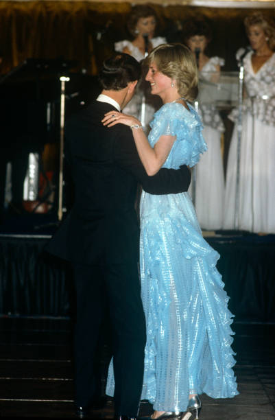 Prince Charles, Prince of Wales and Diana, Princess of Wales Royal ...