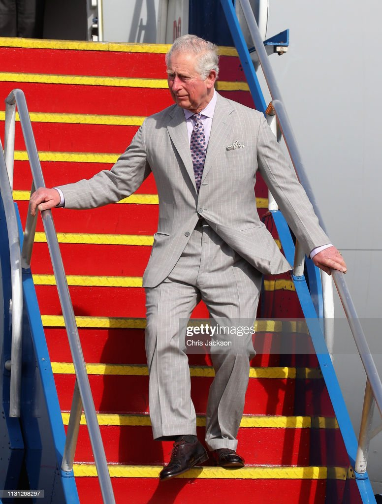 LCA: The Prince of Wales Visits Saint Lucia