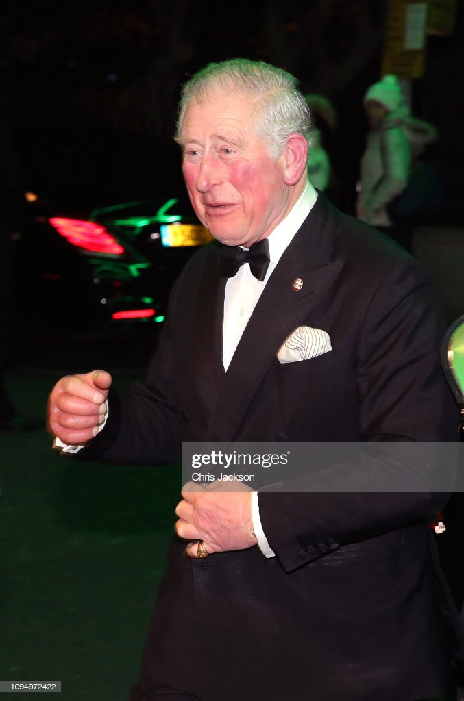 GBR: The Prince Of Wales Attends A Prince's Trust 'Invest In Futures' Reception