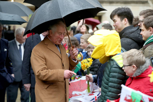 GBR: The Prince Of Wales Will Visit Jesus College And Kellogg College
