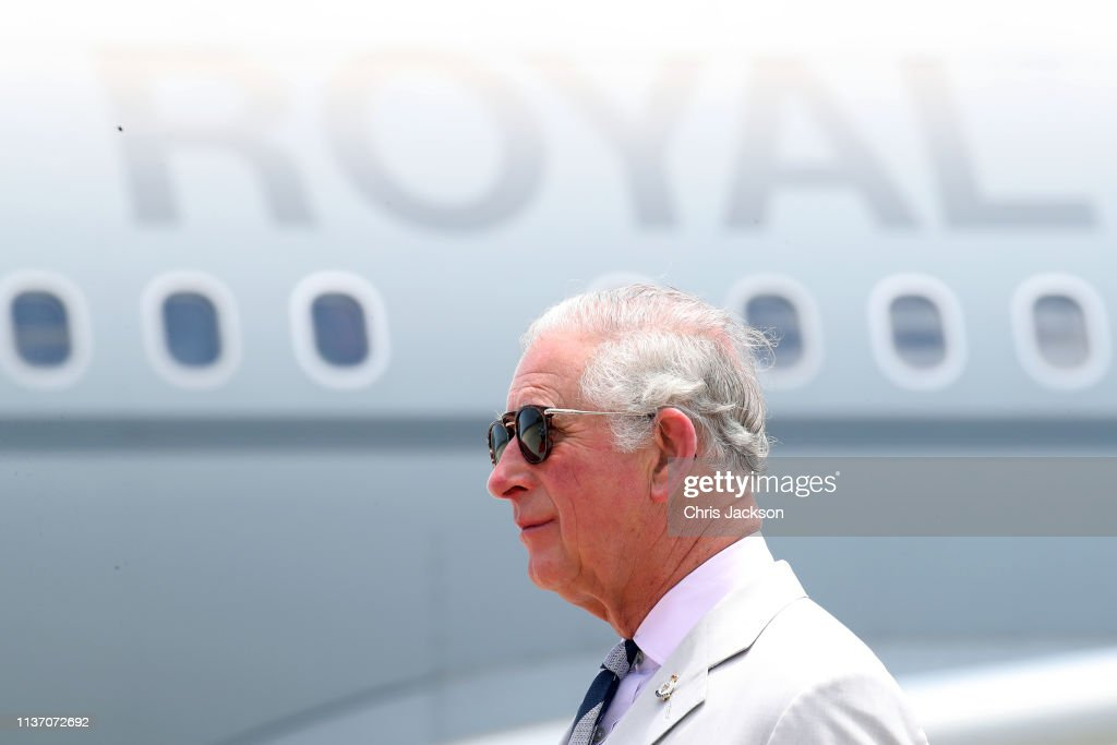 VCT: The Prince Of Wales And Duchess Of Cornwall Visit St. Vincent And The Grenadines