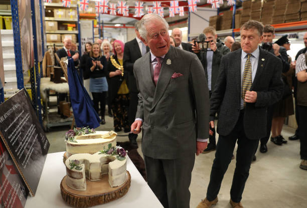 GBR: The Prince Of Wales Undertakes Engagements In Newquay