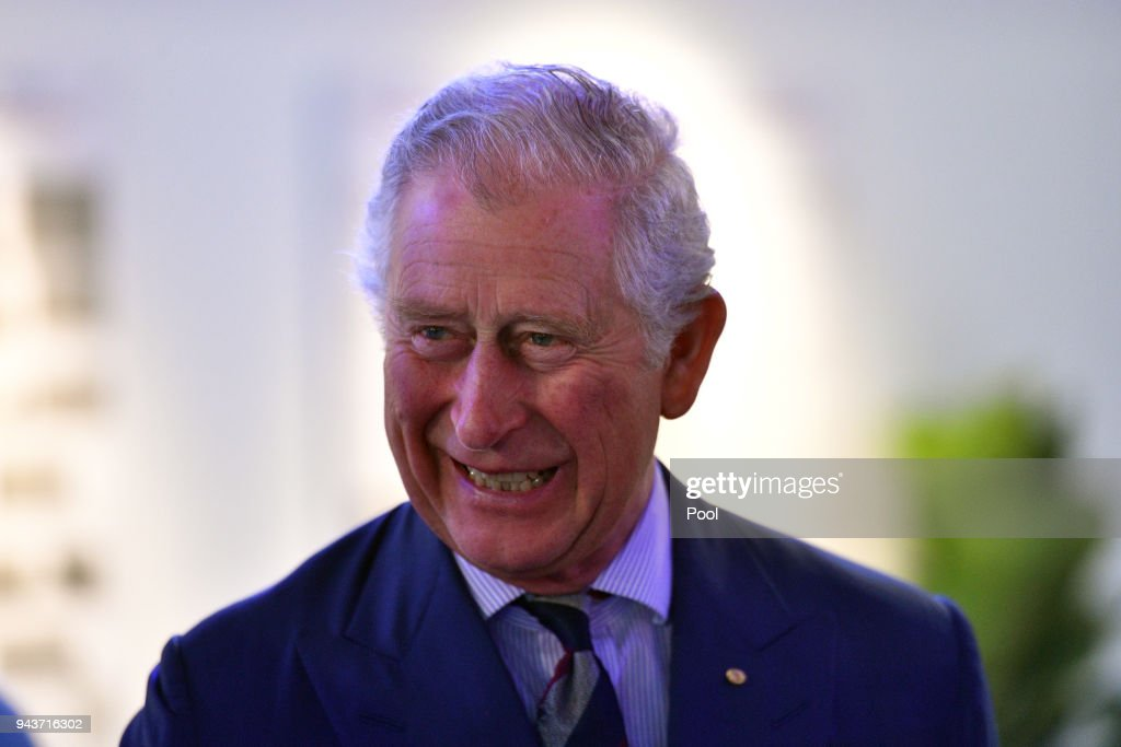 Prince Of Wales Visits The Northern Territory - Day 1 : News Photo