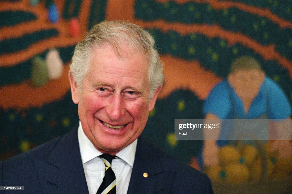 Prince Of Wales And Duchess Of Cornwall Visit Queensland - Day 3 : News Photo