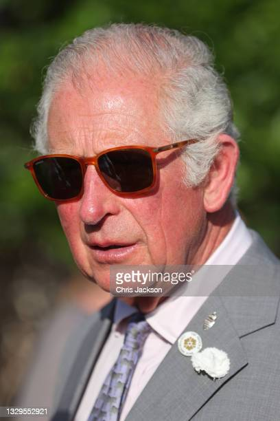 Prince Charles, Prince of Wales attends a reception to celebrate the launch of The Prince's Countryside Fund's Confident Rural Communities Network at...