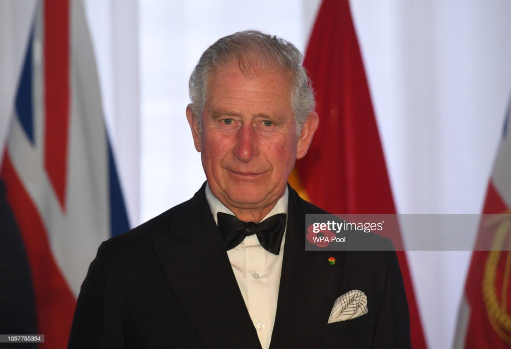 The Prince Of Wales And Duchess Of Cornwall Visit Ghana : News Photo