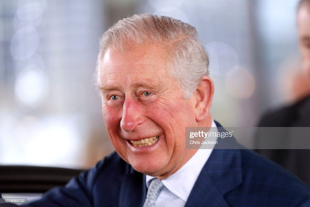 The Prince Of Wales Visits The BFI Southbank : News Photo
