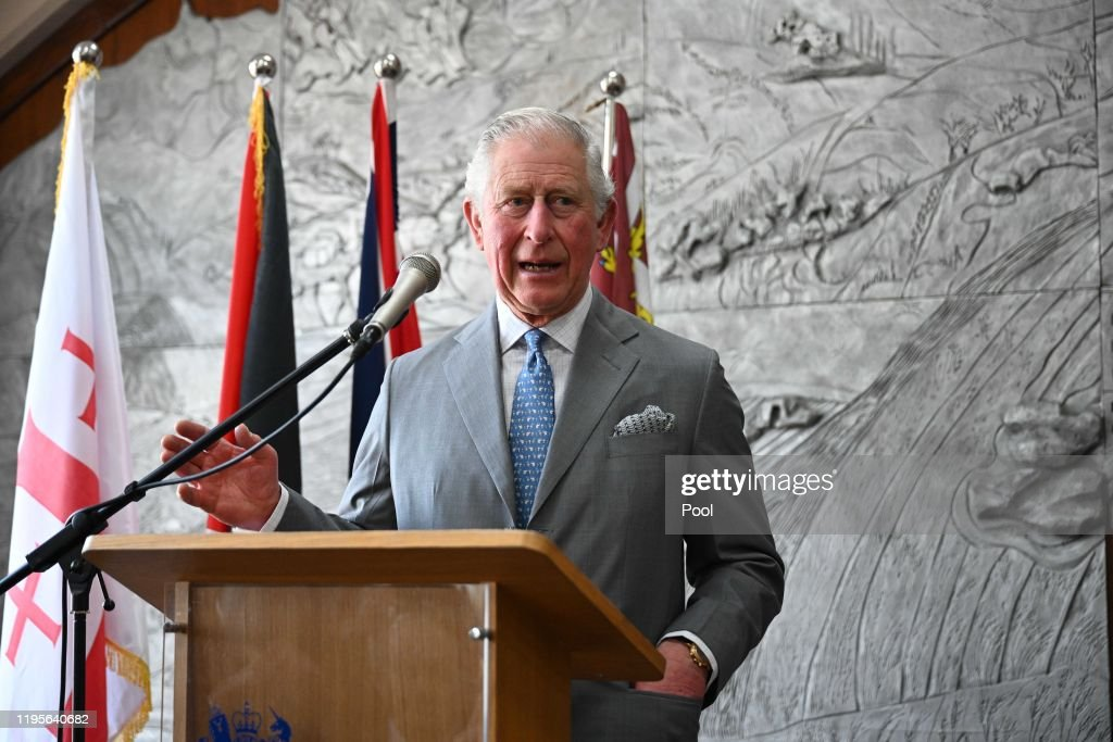 The Prince of Wales Visits Israel And The Occupied Palestinian Territories : News Photo