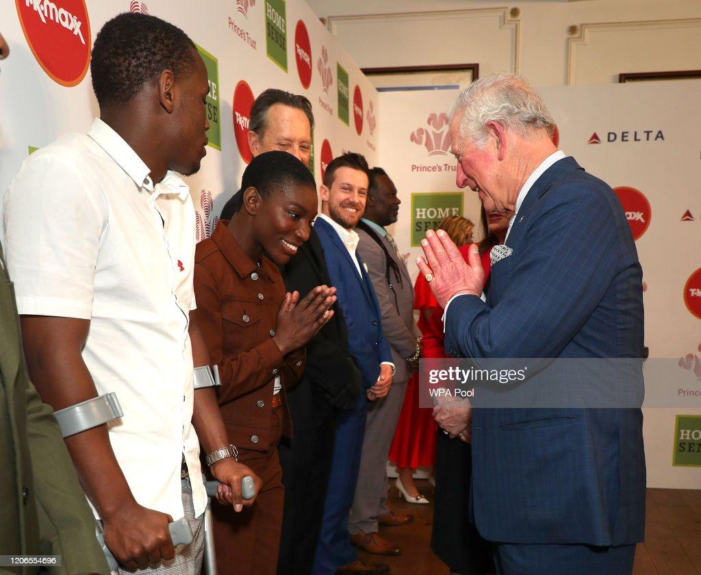 The Prince's Trust And TK Maxx & Homesense Awards 2020 : News Photo