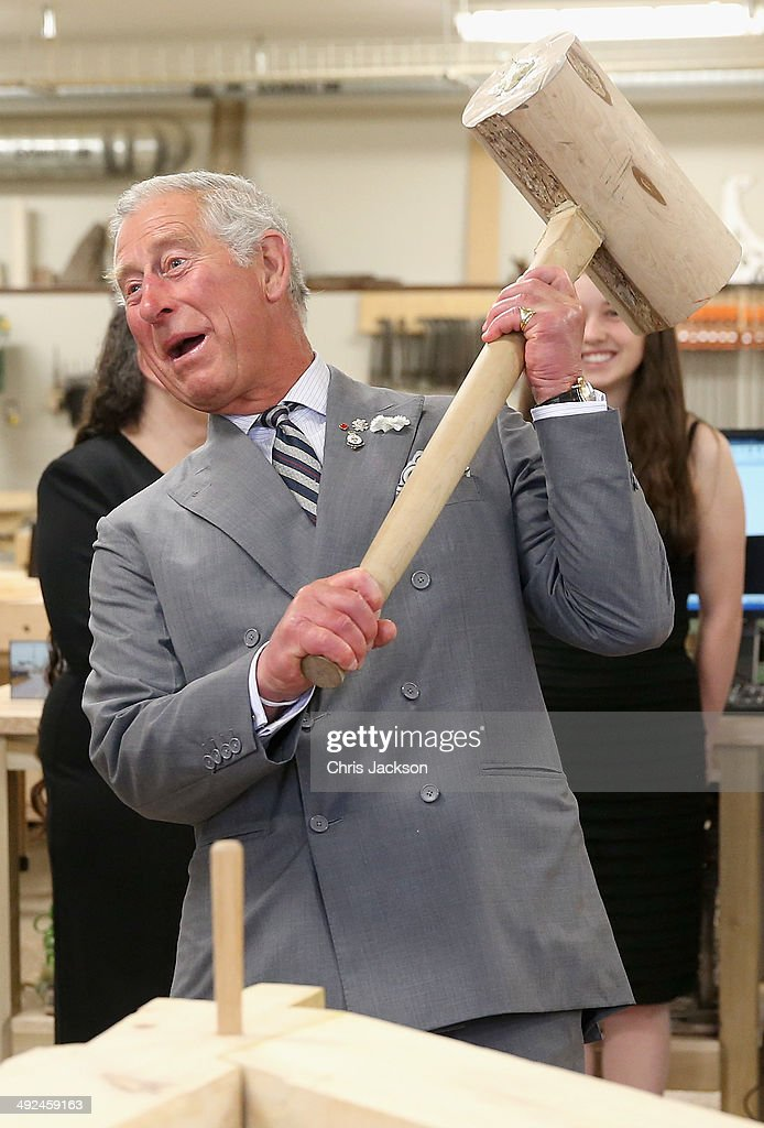 The Prince Of Wales And The Duchess Of Cornwall Visit Canada - Day 3 : ニュース写真