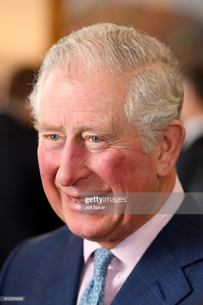 The Prince Of Wales Hosts Crop Trust Reception : News Photo
