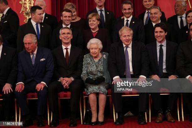 Prince Charles, Prince of Wales, Jens Stoltenberg, Nato Secretary General, Queen Elizabeth II, Boris Johnson, Prime Minister of the United Kingdom...