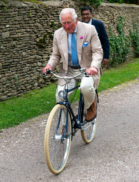 """GBR: The Prince Of Wales Supports BAT's """"Palaces On Wheels"""" Sponsored Bike Ride"""
