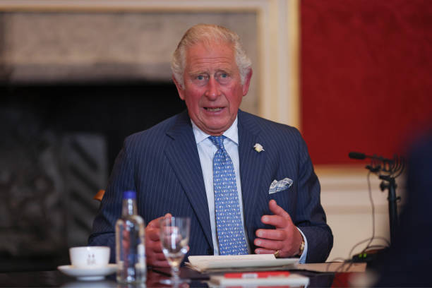 GBR: The Prince Of Wales Hosts Business CEOs Ahead Of G7 Summit