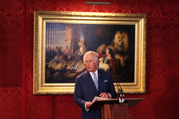 GBR: The Prince Of Wales Attends The Prince's Trust Awards Trophy Ceremony