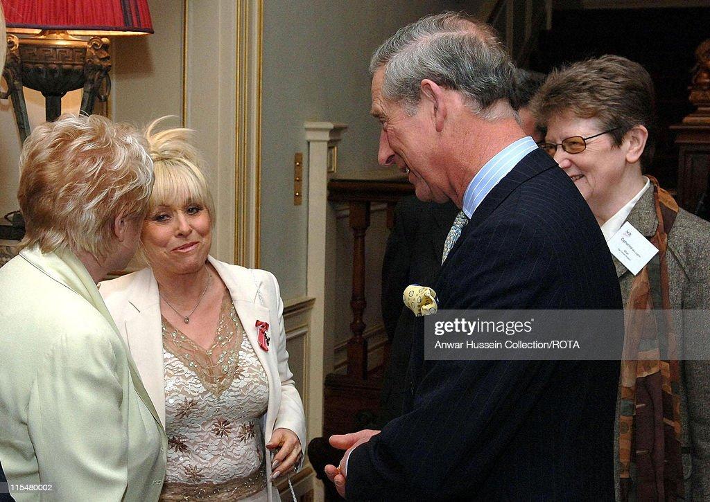HRH Prince Charles hosts Age Concern Reception - March 14, 2007