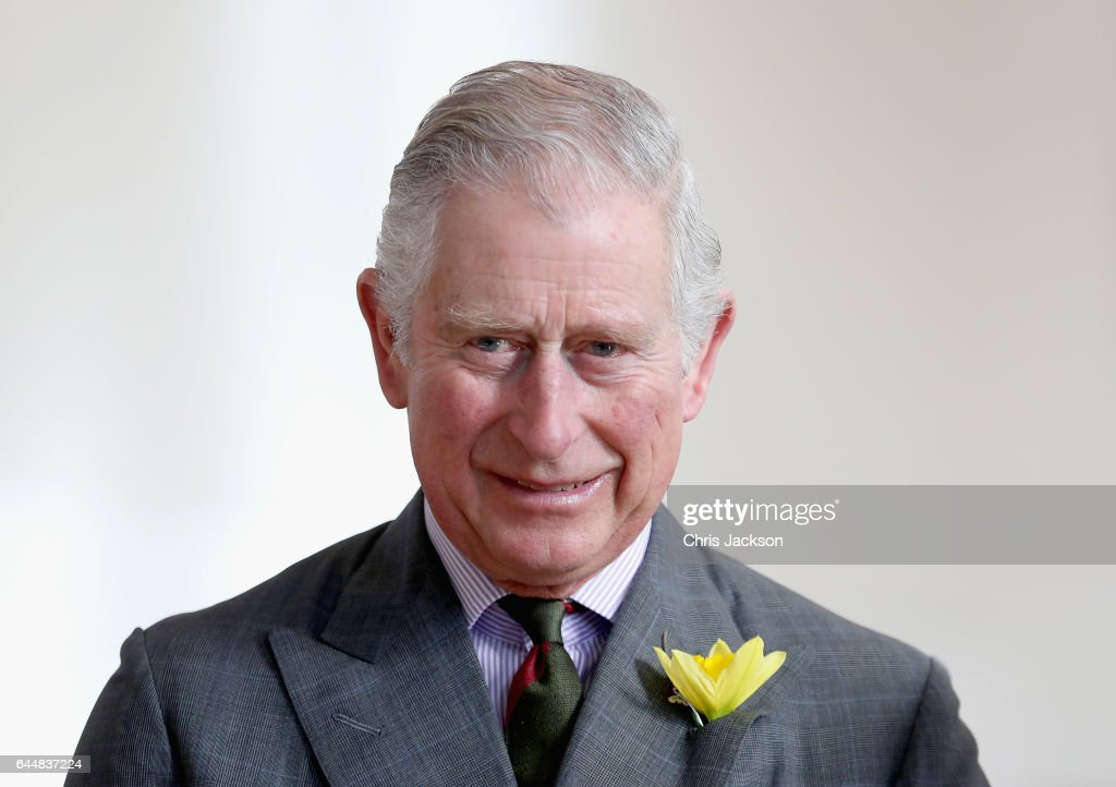 The Prince Of Wales Visits Wales