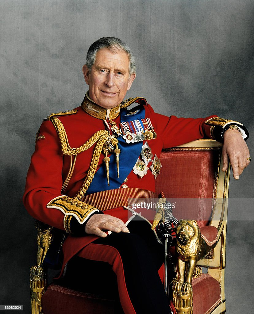 Prince Charles' Official 60th Birthday Pictures