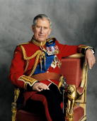 Prince charles prince of wales poses for an official portrait to mark picture id83682624?s=170x170