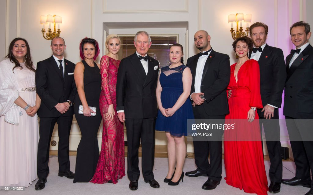 The Prince Of Wales Attends The Prince's Trust 'Invest In Futures' Reception