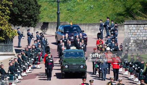 Prince Charles, Prince of Wales, Prince Andrew, Duke of York, Prince Edward, Earl of Wessex, Prince William, Duke of Cambridge, Peter Phillips,...
