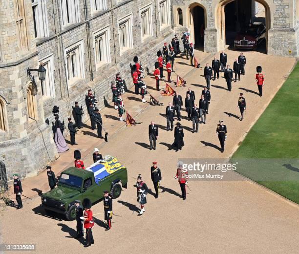 Prince Charles, Prince of Wales, Princess Anne, Princess Royal, Prince Andrew, Duke of York, Prince Edward, Earl of Wessex, Prince William, Duke of...