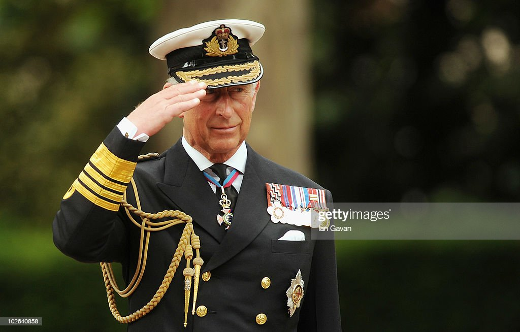 Cadet 150 - Royal Review And Garden Party : News Photo