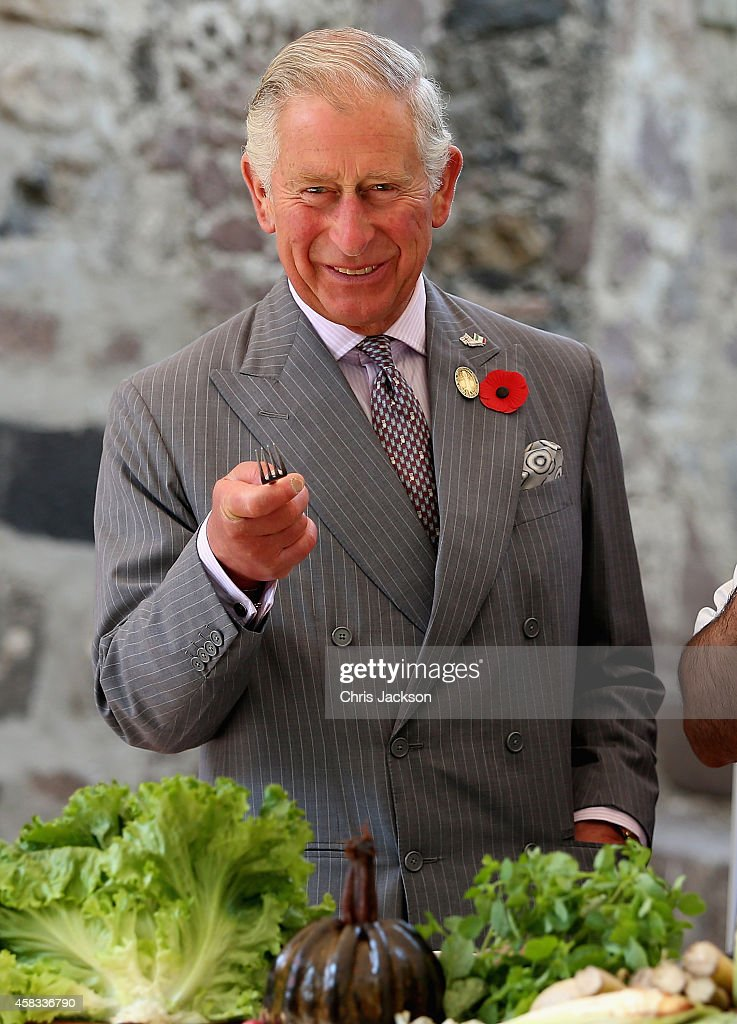 Prince Of Wales And The Duchess Of Cornwall Visit Mexico - Day 2