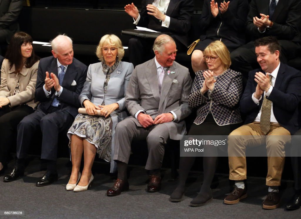 Prince Of Wales And The Duchess Of Cornwall Visit Northern Ireland - Day One : News Photo