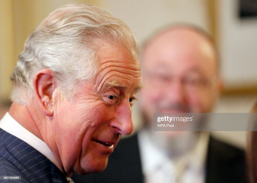The Prince Of Wales Attends The 'Platinum Israel At 70' Celebration
