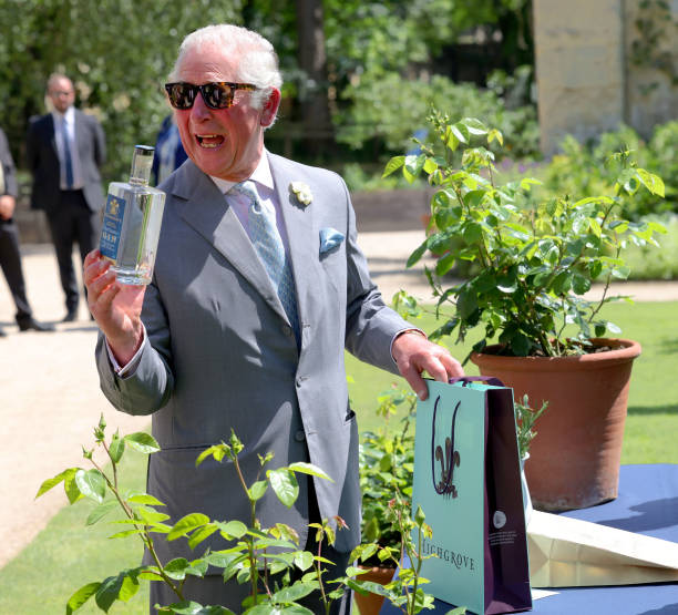 GBR: The Prince Of Wales Undertakes Engagements In Oxford