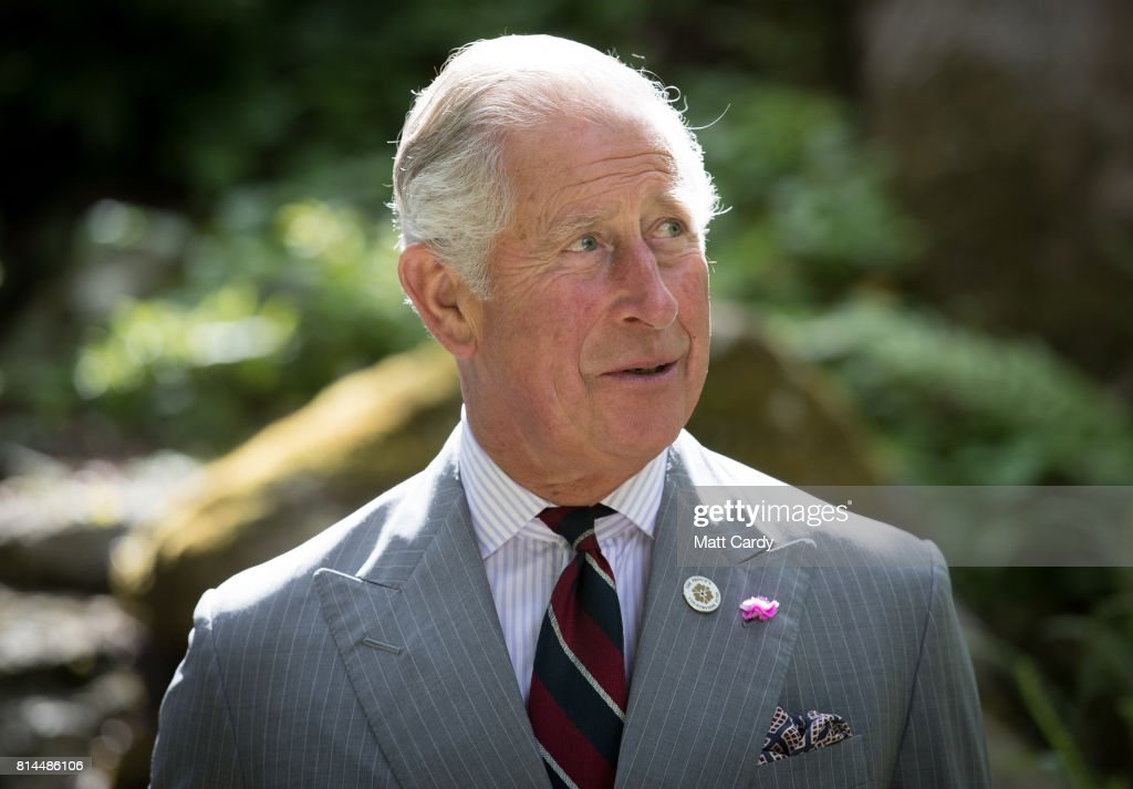 The Prince Of Wales Visits Wales - Day 4 : News Photo